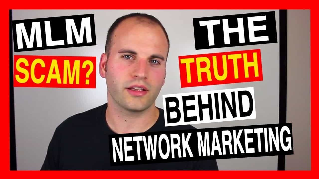 Is network marketing a scam