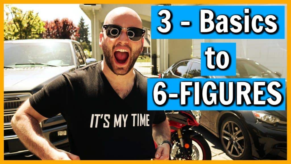 How to grow an online business to 6-figures