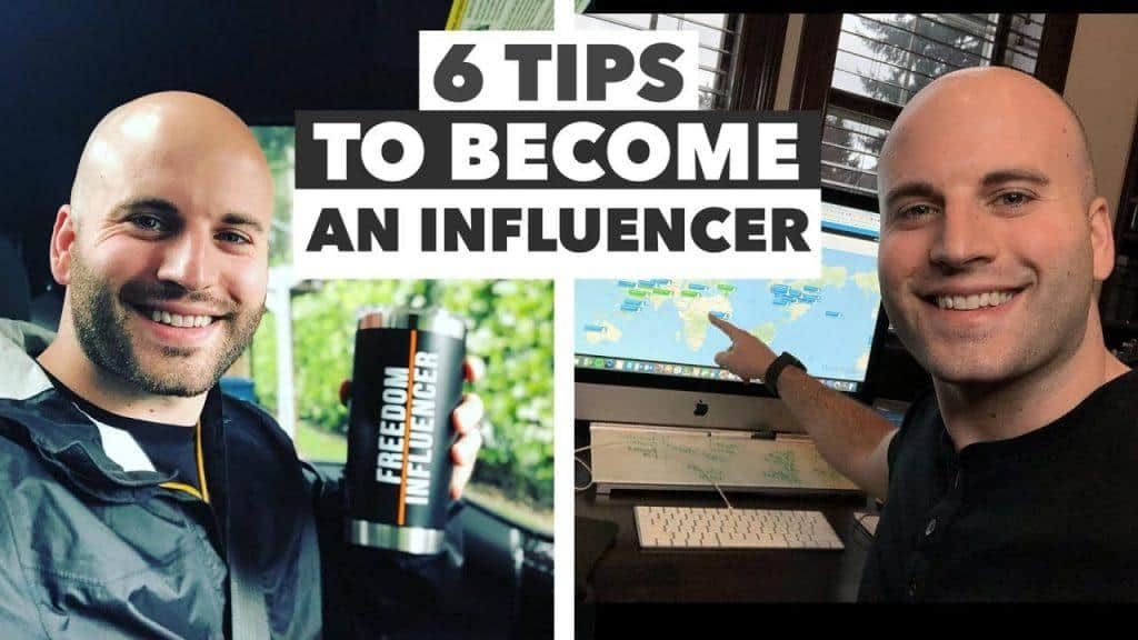 How to become an influencer 6 tips